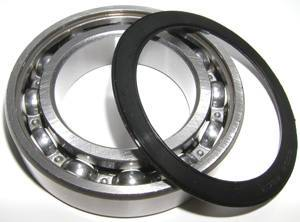 6007-2RS Hybrid Ceramic 35x62x14 35mm//62mm//14mm 6007RS Ball Radial Ball Bearings