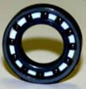 6000 Full Ceramic Bearing 10x26x8 Silicon Nitride