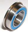 "Flanged Sealed Bearing FR8-2RS 1/2""x1 1/8""x5/16"""