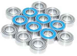 14 SEALED Bearing Generation 1 XMODS Wide Track